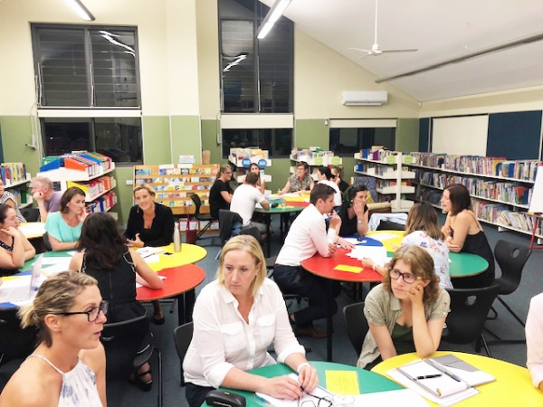 New Forum for St Michael's, Thirroul Parents and Friends Association