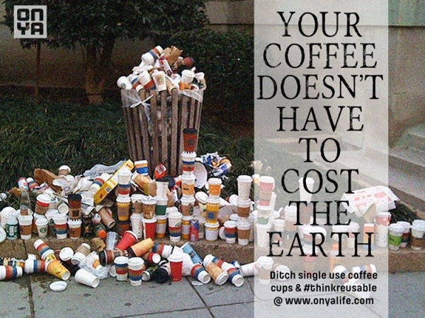 Your Coffee Doesn't Have to Cost the Earth