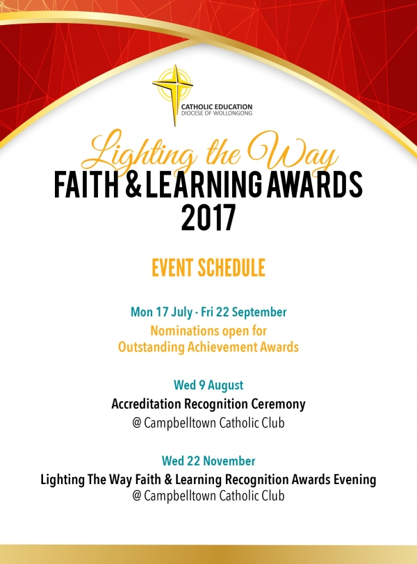 Introducing ... the Lighting the Way Faith and Learning Awards