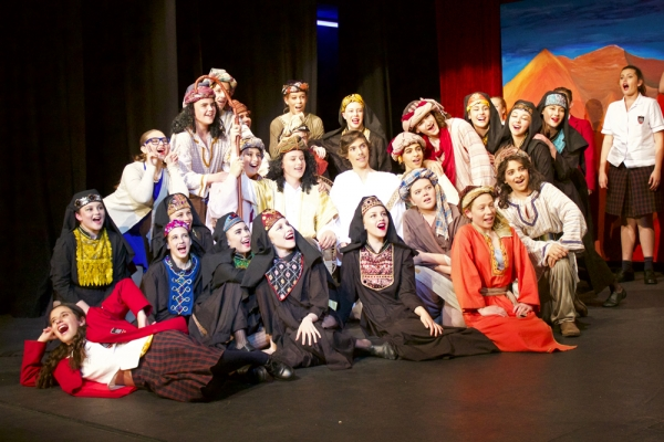 Corpus Christi's First Musical Production a Great Success!