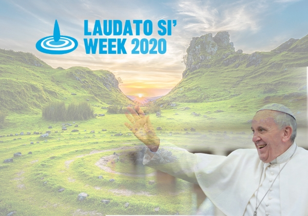 Laudato Si' - Celebrating Five Years!